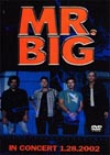 MR.BIG IN CONCERT 1.28.2002