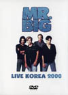 MR.BIG SEOUL,KOREA 1.20.2000