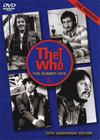 THE WHO THE SUMMIT-1975