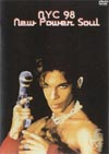 PRINCE NYC 98 NEW POWER SOUL