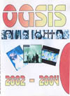 OASIS 10YEARS OF MAD FOR IT 2002-2004 5DVD