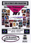 MUSIC VIDEOS FROM THE 80's VOLUME-20