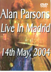 Alan Parsons Live Project Live in Madrid Spain '04