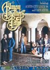 Allman Brothers Band Austin City '97 + Farm Aid '97