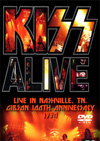 KISS Live In Nashville, TN. Gibson 100th Anniversary 1994