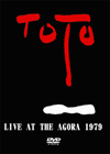 TOTO LIVE AT THE AGORA 1979