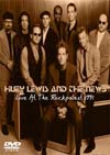 HUEY LEWIS AND THE NEWS Live At The Rockpalast 1991