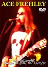 ACE FREHLEY Club Hollywood, Seaside Heights, NJ. 11.25.92
