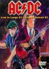 AC/DC Live In Concert Largo 1981 + Live In detroit 1983