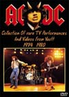 AC/DC High Voltage 1974-1980 Rare Tv, Promo, And Live Collection