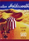 ALLAN HOLDSWORTH SAND TOUR FT. LAUDERDALE USA AUG.23.1988
