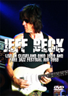 JEFF BECK Live In Cleveland Ohio 1989 & Free Jazz Festival Rio 1