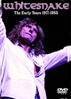 WHITESNAKE The Early Years 1977-1983 (Promos & Performances)