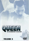 QUEEN THE DOCUMENTARY COLLECTION VOLUME 5