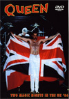 QUEEN TWO MAGIC NIGHTS IN THE UK '86