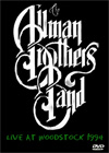 THE ALMAN BROTHERS BAND Live At Woodstock 1994