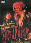 GUNS N' ROSES FENDERS BALLROOM LONG BEACH,CF MARCH.21.1986