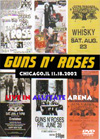 GUNS N' ROSES LIVE IN ALLSTATE ARENA CHICAGO,IL 11.18.2002
