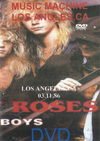GUNS N' ROSES LOS ANGELES,CA 3.11.'86