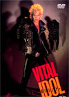 BILLY IDOL Vital Idol Video Collection 1988