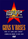GUNS N' ROSES ROCK IN JOHN LABAT CENTER LONDON,ON,CANADA 30.NOV.