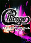 CHICAGO Live At The Budokan Hall, Tokyo, Japan 1993
