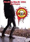 GUNS N' ROSES Live Rock In Rio II 1991 (First Night)