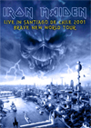IRON MAIDEN Live In Santiago De Chile 2001