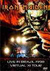 IRON MAIDEN Live IN Brazil 1998