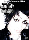 JOAN JETT & THE BLACKHEARTS Live In Colorado 1998