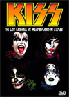 KISS The Last Farewell at Meadowlands N.J. 2000