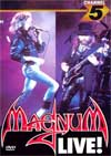 MAGNUM Live At The Camden Palace In London 1985