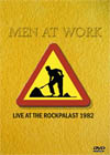 MEN AT WORK Live At The Rockpalast 1982