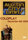 Coldplay X & Y live Austin City Limits 12.09.05