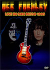 ACE FREHLEY Live In San Diego 1995 (Featuring Peter Criss)