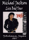 MICHAEL JACKSON LIVE BAD TOUR JAPAN 1987