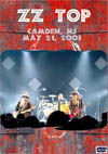 ZZ TOP Live In New Jersey 2003