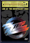 ZZ TOP Live At The Rockpalast 1980