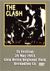 Clash live at the US festival 1983