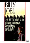 BILLY JOEL Live At The Beat Club, Bremen, Germany, Musikladen 03
