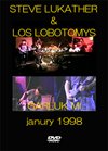 TOTO Steve Lukather with his group Los Lobotomys janury 1998
