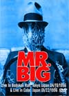 Mr.BIG Live In Bodokan Hall, Tokyo Japan 04.19.1996 + Live In Co
