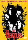 THE BEATLES Live Concert 13 shows 1964-1969