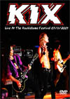 KIX Live At The Rocklahoma Festival 07.11.2009