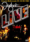 FOGHAT Hollywood Sportatorium, Hollywood, FL 10.09.1981