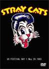 STRAY CATS US FESTIVAL DAY 1.May.28.1983