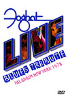 FOGHAT Blues Tribute Live Palladium, New York City 1978