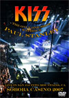 KISS Live In San Jacinto Mountains, CA Soboba Casino 07.27.2007