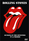 ROLLING STONES Sucking In The Seventies TV & Promos