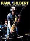 PAUL GILBERT Guitar Center Sessions 2009